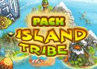 Pack Island Tribe Orange