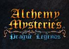 Alchemy Mysteries Prague Legends