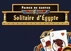 Solitaire d'Egypte - Pair de Cartes