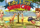Katy And Bob Safari Cafe Edition Collector