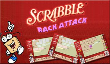 Scrabble - Rack Attack
