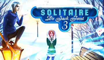 Solitaire Jack Frost Winter Adventures 3