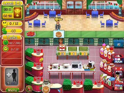 T l charger burger bustle cuisine bio jeux gratuits en - Telecharger jeux de cuisine gratuit ...