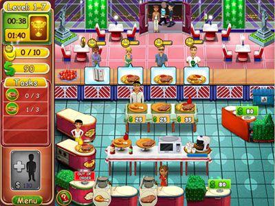 T l charger burger bustle cuisine bio jeux gratuits en ligne avec - Telecharger jeux de cuisine gratuit ...