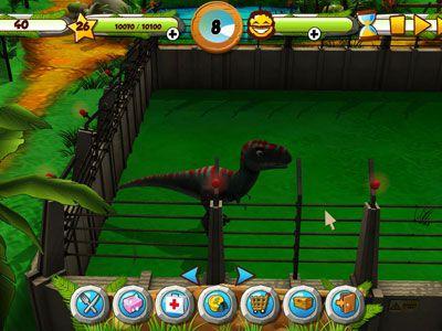 t l charger my jurassic farm elevez vos dinosaures jeux gratuits en ligne avec. Black Bedroom Furniture Sets. Home Design Ideas