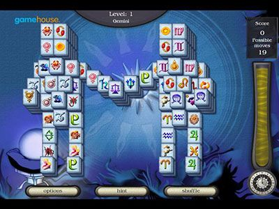Suche Mahjong