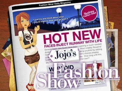 Jojo S Fashion Show  Jouer En Ligne