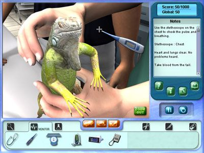 jeux en ligne animaux