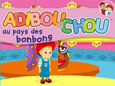 adiboudchou au pays des bonbons gratuit