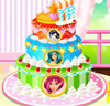 Princess Cake Cooking