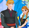Anna and Kristoff sont amoureux