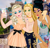 Princesses VS Princes - Selfies