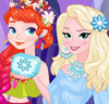 Princesses en week-end