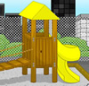 Toon Escape - Playground