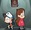 Gravity Falls The Twin Mystery Vortex of Doom