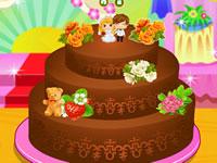 Jouer g teau de mariage au chocolat jeux gratuits en for Jeux de mariage en ligne