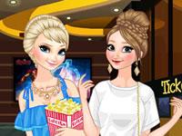 Jouer aux films de fille