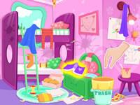 Jouer raiponce nettoie sa maison jeux gratuits en - Jeux gratuit raiponce ...