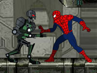 Jouer ultimate spider man spider armure jeux - Jeux de ultimate spider man gratuit ...