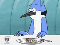 Regular Show - Spot the Difference