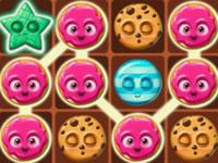Jouer cookie connect jeux gratuits en ligne avec - Jeux de reliage ...