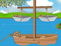 jouer boat balancing jeux gratuits en ligne avec. Black Bedroom Furniture Sets. Home Design Ideas