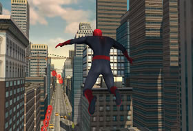 Spiderman 2 - Endless Swing