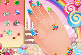 Nail Studio - Candy Design