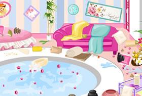 Jeux de nettoyage jeux en ligne jeux gratuits en ligne avec - Jeux de nettoyage de chambre ...