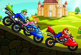 jeux de mario moto cross