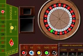 Roulette en ligne jeux flash