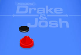 Drake & Josh Air Hockey