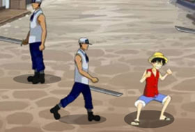 One Piece Pirate Adventure