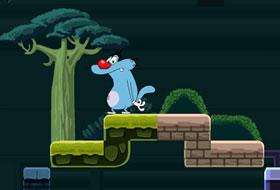 Jeux de plate forme jeux en ligne jeux gratuits en ligne avec - Jeux de oggy et les cafards gratuit ...