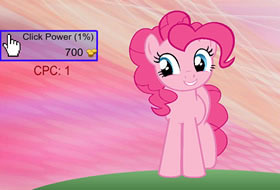 Pony clicker