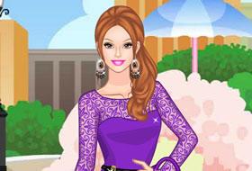 Jeux de barbie jeux en ligne jeux gratuits en ligne avec - Barbie et son chien ...