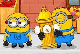 Jeux de minions jeux en ligne jeux gratuits en ligne avec - Les minions amoureux ...