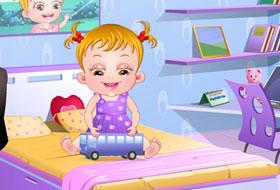 jeux de b b hazel jeux en ligne jeux gratuits en ligne avec. Black Bedroom Furniture Sets. Home Design Ideas