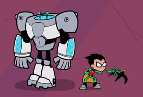 Teen Titans Go! Channel Crashers