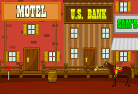 Old West Escape