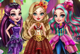 Ever After High Goûter