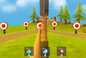 Bow Island - A Bow Shooting Game