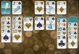 New Year's Solitaire