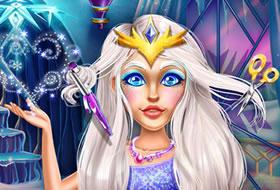 Jeux de maquillage et de coiffure jeux en ligne jeux - Jeux de coiffure raiponce ...