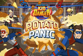 Potato Panic - Adventures of Kid Danger