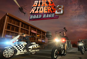Bike Riders 3 - Road Rage