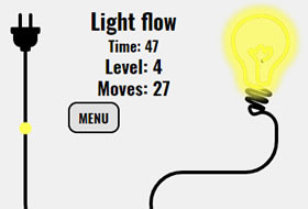 Light flow