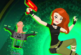 Kim Possible Mission Improbable