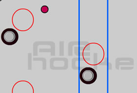Air Hockey 80