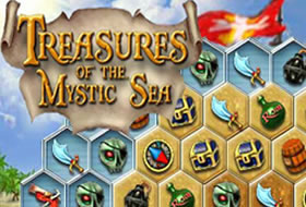 The Treasures of the Mystic Sea